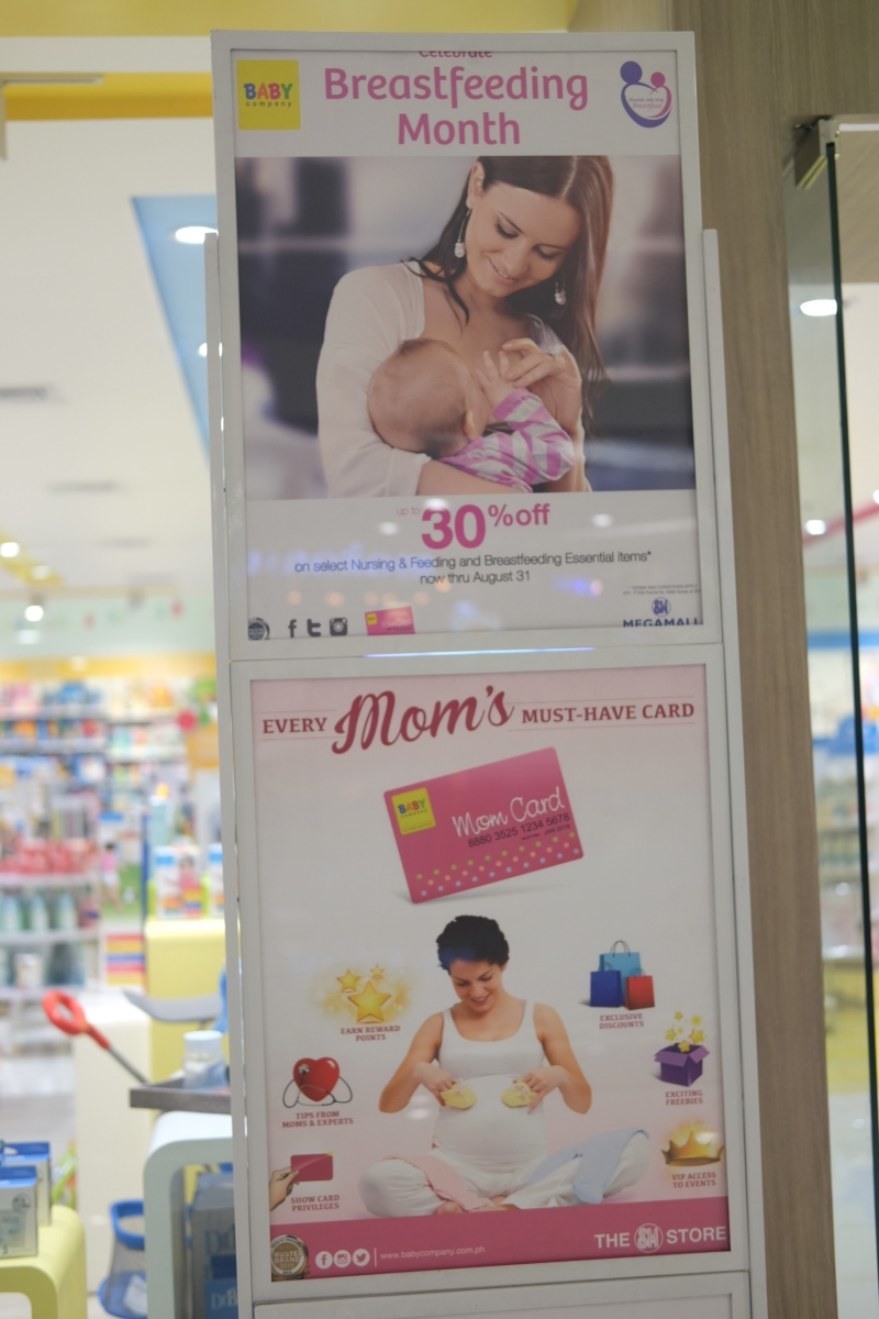 Celebrate Breastfeeding Month With Baby Company