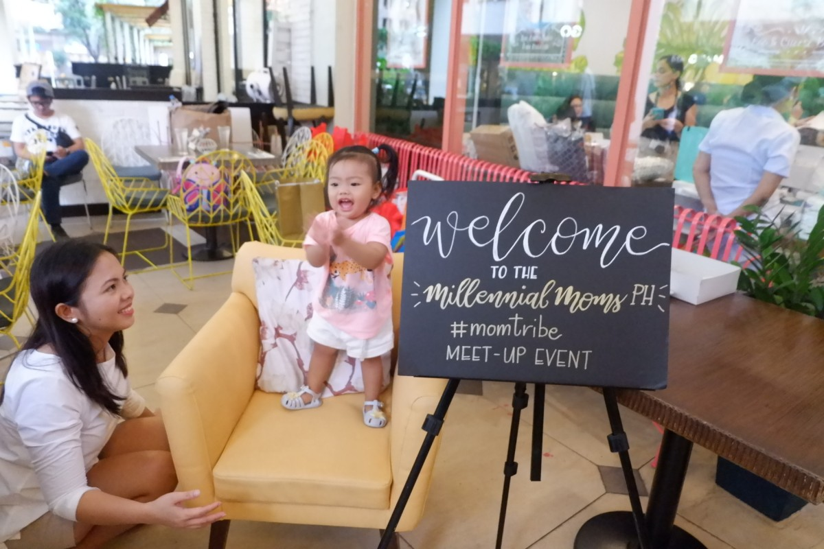 Disciplining Babies and Toddlers: A Millennial Moms PH Mom Tribe Meet Up Event