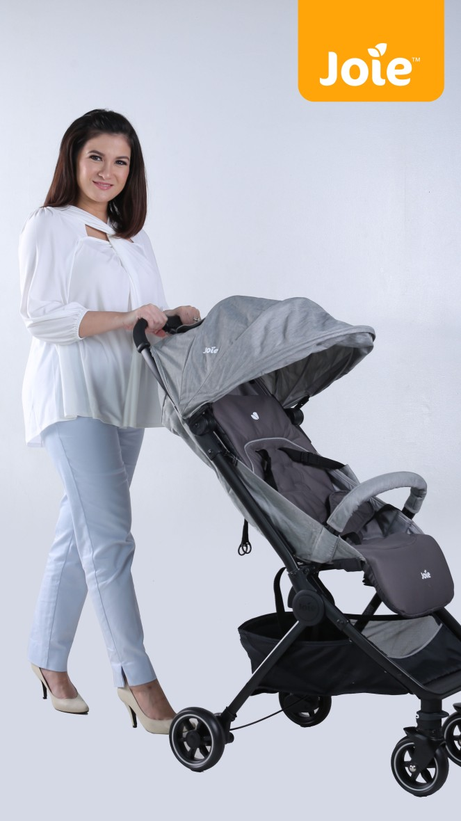 Camille Pact Stroller