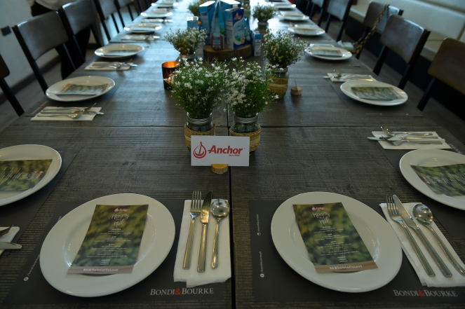 Table set-up for Anchor Mommy and Milk (2)