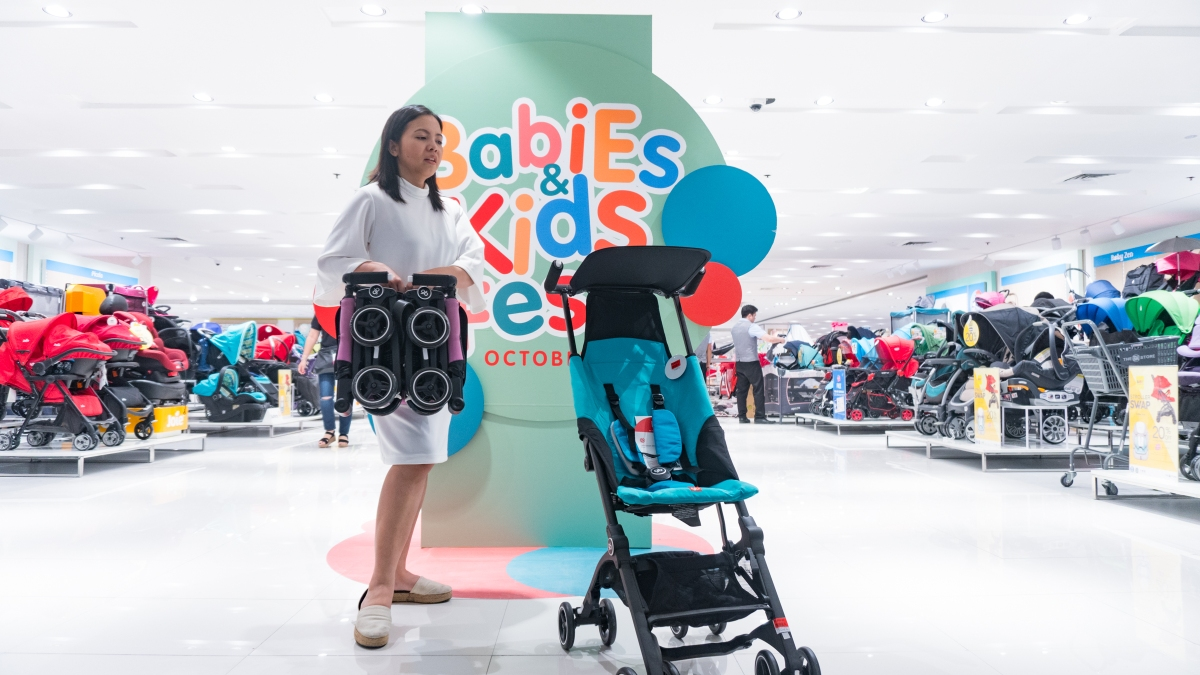 Upgrade Your Baby's Gear at Baby Company's Stroller Swap Promo