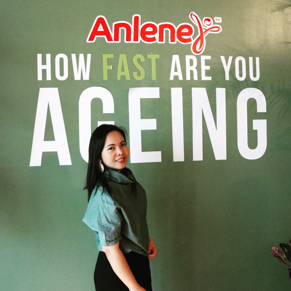 Combat Premature Ageing with Anlene Coffee